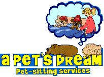 A Pet's Dream Logo